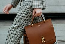 Mulberry with Refinery29 UK / Refinery29 and Mulberry style the biggest AW17 trends.  Five Amberley styles matched with five autumn looks to inspire you for the new season, with thanks to the editors from Refinery29.