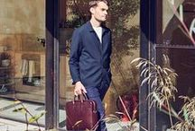 Mulberry with GQ / Mulberry teamed up with GQ magazine to ask some talented taste makers about their lives, style and the bags that work for them.