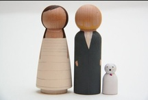 Peg Dolls / by Townmouse