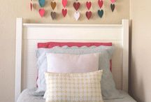{ Children's Bedrooms } / Ideas for decorating and organizing my daughter and son's bedrooms