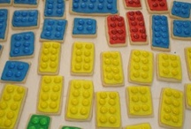 Lego Party Time! / Party/Decorating Ideas for my 2 sons / by Barb Hoyer: A Life in Balance