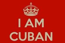 My Cuba / Yo soy Cubana. Born in Habana, Cuba. I've been here practically all my life, but the memories of my beautiful island still haunt me.  / by Raisa Ress