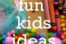 { Kid Fun } / Fun activities for kids hosted by Barb of A Life in Balance (http://www.alifeinbalance.net) / by Barb Hoyer: A Life in Balance