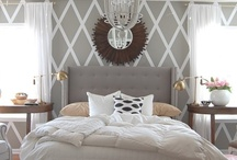 Bed, Bath & Beyond / new apartment. DIY. home.  design bedrooms living room +  accessories  / by Chelsea B.