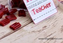 { Homeroom Mom Ideas } / Party games, party food, and teacher gift ideas for homeroom moms ~ Hosted by Barb of A Life in Balance (http://www.alifeinbalance.net)