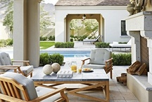 OUTDOOR LIVING ~ / by Stacy Walters