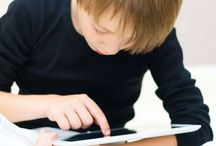 { Tech for Kids } / Tips for helping kids use technology wisely and ways to use technology to help kids learn (http://www.alifeinbalance.net) / by Barb Hoyer: A Life in Balance