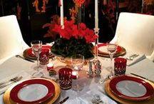 Set a pretty table. / by Raisa Ress