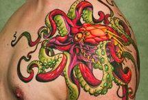 Tattoos / by Brooke Stymer