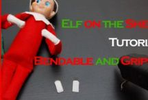 Ho, Ho, Ho...Elf it! / I love the holiday season!  I am always looking for new and festive ways to make my home warm and inviting during the holidays.