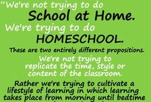 Home School Ideas / by Lanica Castaneda