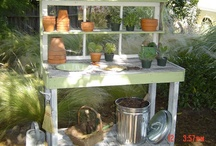Potting Benches / by Barbara Smith