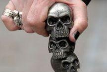 skulls, skulls, skulls / our inner beauty