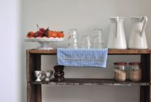 kitchen / by Nerissa, The New Domestic