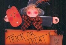 Halloween / by Linda Barthelmeh