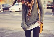 Fall Fashion / by Chelsea B.
