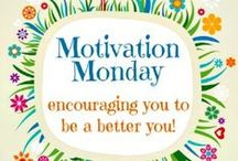 Motivation Monday Linky / Healthy recipes, fitness tips, and personal growth stories linked up at http://www.alifeinbalance.net, http://thevintagemom.com, and http://www.moderndaydonnareed.com/. / by Barb Hoyer: A Life in Balance