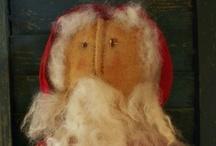 Santas / by Linda Barthelmeh