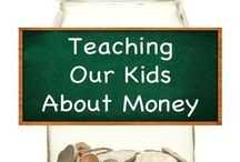 { Kids and Money } / Teaching our kids how to manage money (http://www.alifeinbalance.net)