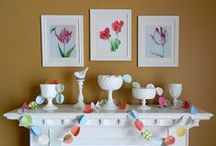 { Seasonal Decorating Ideas } / Simple and Frugal Seasonal Decorating Ideas for Your Home ~ Hosted by Barb of A Life in Balance (http://www.alifeinbalance.net)