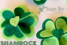 { St. Patrick's Day Crafts, Recipes, and Activities }