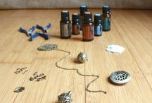 Essential Oils / by Amy Pudlo