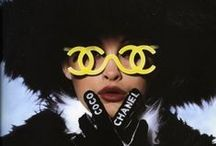 C H A N E L / A girl should be two things: classy and fabulous -Coco Chanel