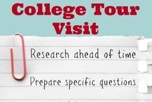 { Everything College } / Tips for Saving for College long-term and short-term, tips for college students to save money at college and stay organized with their coursework, and tips for parents of college-bound and college students.