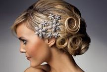 Bridal Hairstyles / Bridal Hairstyles to suit all bridal gowns and bridal themes. / by Nicky Singh