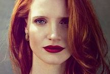 Heads on fire / redheads will be always the most beautiful people in the world! <3