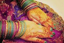 Indian Inspired Wedding / by Nicky Singh