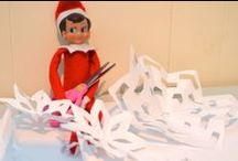 {Elf on the Shelf } / Elf on the Shelf Activities, Crafts, and Printables