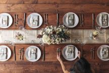 Table Setting / by Nerissa, The New Domestic