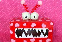 shoebox valentine exchange