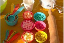Children's cooking parties