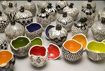 Polymer Clay Vessels