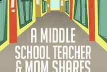 { Middle School Education } / by Barb Hoyer: A Life in Balance