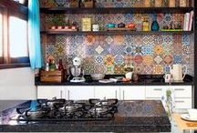 Interior Design - Kitchen / by Liv Rossi
