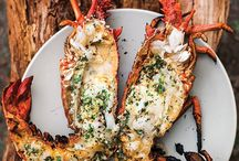 FOOD//  seafood / by Kimberly Diane