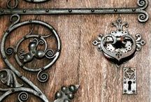 Secrets / The inspiration behind my Secrets range of jewellery.  Inspired by big old houses and what's lost inside them.