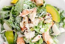 FOOD// light dish / by Kimberly Diane