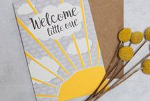 // greeting cards - new baby / A selection of the best new baby cards #newbaby #babygifts #babycards #babyshower
