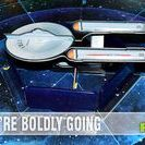Boldly going where no one has gone before... / Trekkies of the world, unite! Star Trek is my one true love.