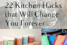 Genius Ideas / cleaning / Life Hacks / Why didn't I think of that? Ideas to make life easier