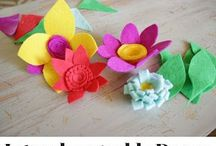 Craft Projects / Little DIY's / Easy quick craft projects for home decor
