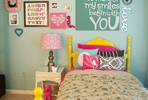 Nursery and room Ideas / by Kelsey Hughes