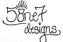 5one7 Designs / 5one7 Designs Jewelry! All designed and handmade in South Jersey.  / by Danielle Petoukhoff