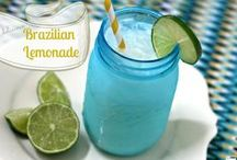 RECIPES: Drinks (Non-alcoholic) / Drink recipes for non-alcoholic beverages.