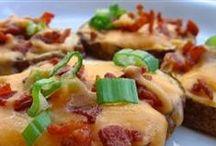 sides / recipes for veggies, potatoes, pasta, etc