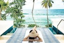Chic Retreats / Fashionable Places.